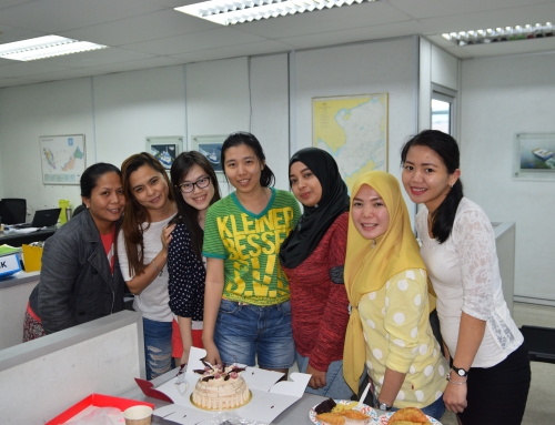 November Staff Birthday Party